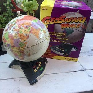 Geosafari globe